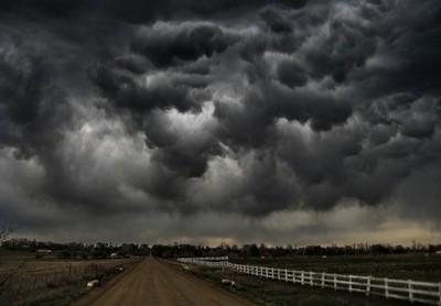 [Vídeo] Supercelda generada por una tormenta en rotación