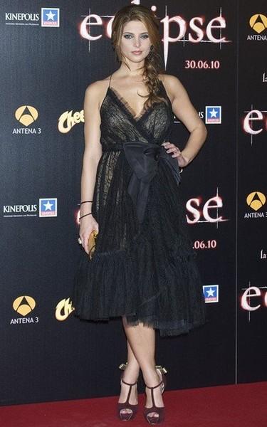 Ashley Greene en Madrid: presentación y premiere de Eclipse