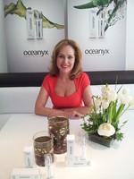 Entrevista a Ana Rodríguez Mosquera con motivo del lanzamiento de la marca Oceanyx