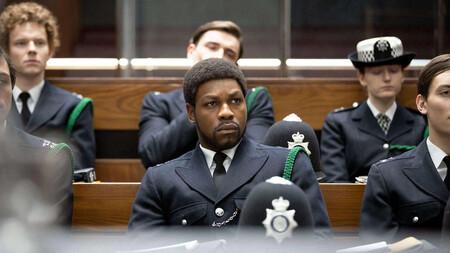 Globos de oro 2021: John Boyega es el mejor actor secundario en una serie por 'Small Axe'