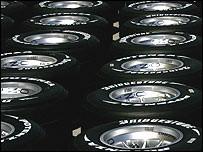 Bridgestone confirma los primeros compuestos de neumáticos