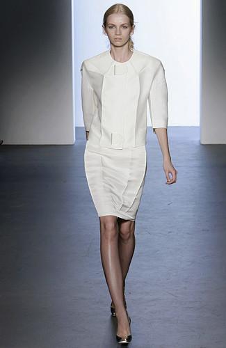 Calvin Klein en la Semana de la Moda de Nueva York primavera-verano 2009