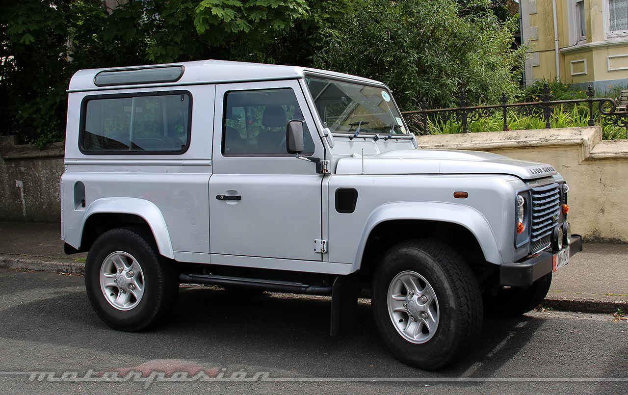 Foto de Land Rover Defender (6/15)