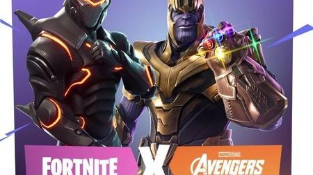 Marvel y Fortnite se unen para crear una mezcla explosiva y sorprendente
