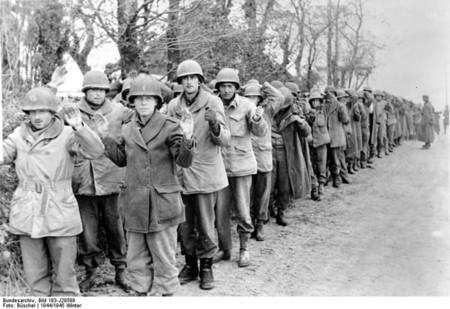 Prisioneros Norteamericanos 1944