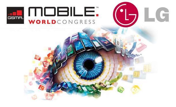 LG Mobile World Congress MWC 2012