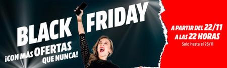 Black Friday MediaMarkt 2017: mejores ofertas en electrónica y tecnología