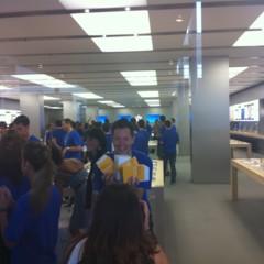 Foto 49 de 93 de la galería inauguracion-apple-store-la-maquinista en Applesfera