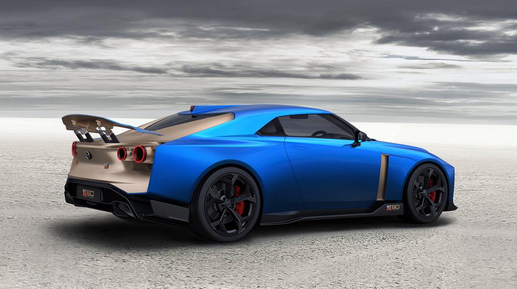 Este es el Nissan GT-50R definitivo que costará más de un millón de euros por unidad