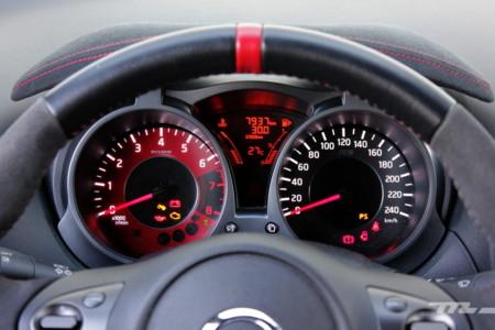 Nissan Juke Nismo Rs 2016 Prueba 355
