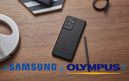 """El Samsung Galaxy S22 """"enterrará"""" el sensor ToF e incluirá un estabilizador de imagen IBIS creado en colaboración con Olympus"""