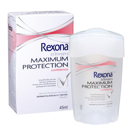 Packaging Rexona
