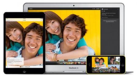 apple icloud fotos
