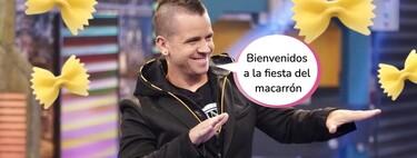 El Hormiguero: Dabiz Muñoz anuncia la apertura de 'Ravioxo', el restaurante donde comerás pasta como jamás habías imaginado