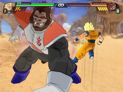 Dragon Ball Z: Budokai Tenkaichi 3 para Wii se retrasa hasta 2008