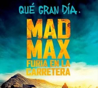 'Mad Max: Furia en la carretera', potentísimo tráiler internacional