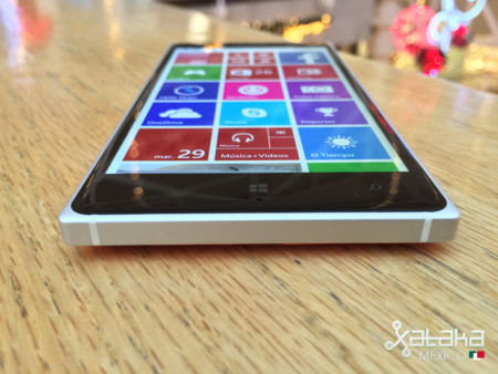 Lumia 830 Mexico