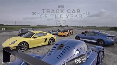 El coche del año para track-day, según EVO