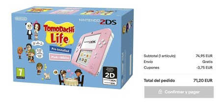 Nintendo 2ds Tomodachi