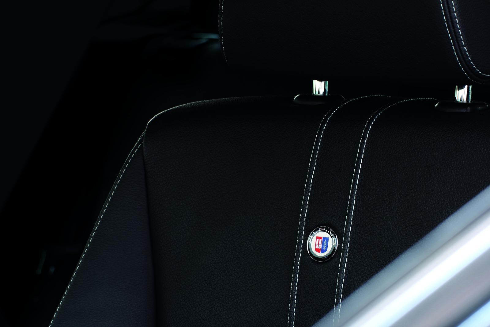 Alpina XD3 Bi-Turbo