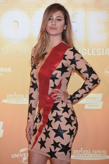 El look más galáctico de Blanca Suárez en el estreno de Mi gran noche: ¿de estrellas o estrellada?