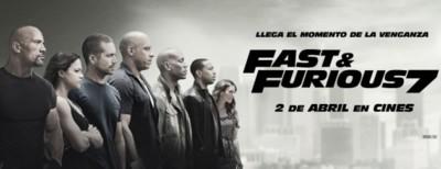 'Fast and Furious 7', la película