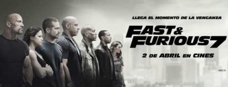 'Fast and Furious 7', la película