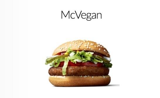 McDonald's lanza su McVegan en Finlandia, pero ¿realmente encaja con el veganismo?