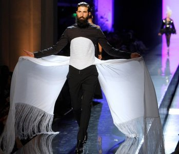 Jean Paul Gaultier Haute Couture Otoño-Invierno 2011/2012. ¿Estamos ante el comienzo de la alta costura masculina?