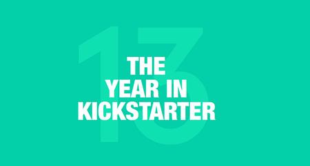 Kickstarter recaudó 480 millones de dólares durante el 2013