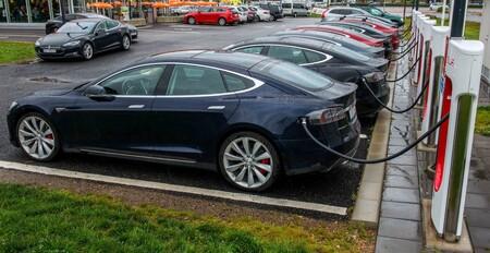 toma de carga Tesla