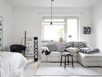 Un apartamento con menos de 40 metros pero mucho estilo