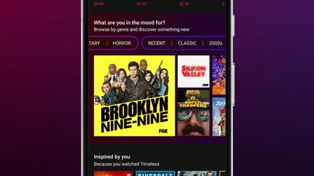 Google Play Movies & TV se integra con HBO, Amazon Prime Video, Hulu y otros servicios de streaming