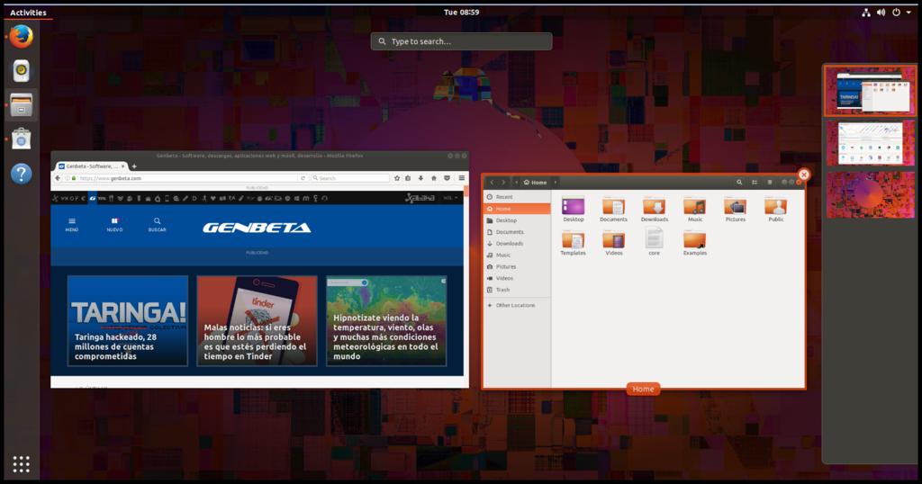 Ubuntu 17(diecisiete) 10(diez) Alfa Vmware Workstation 12(doce) Player 2017 09 05 17(diecisiete) 59 45