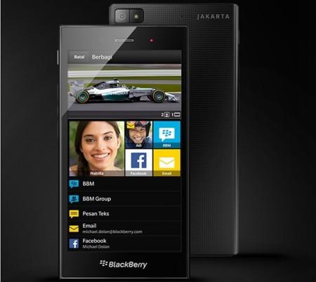 BlackBerry Z3 llegará al mercado mediante Indonesia a un precio interesante, 137 euros