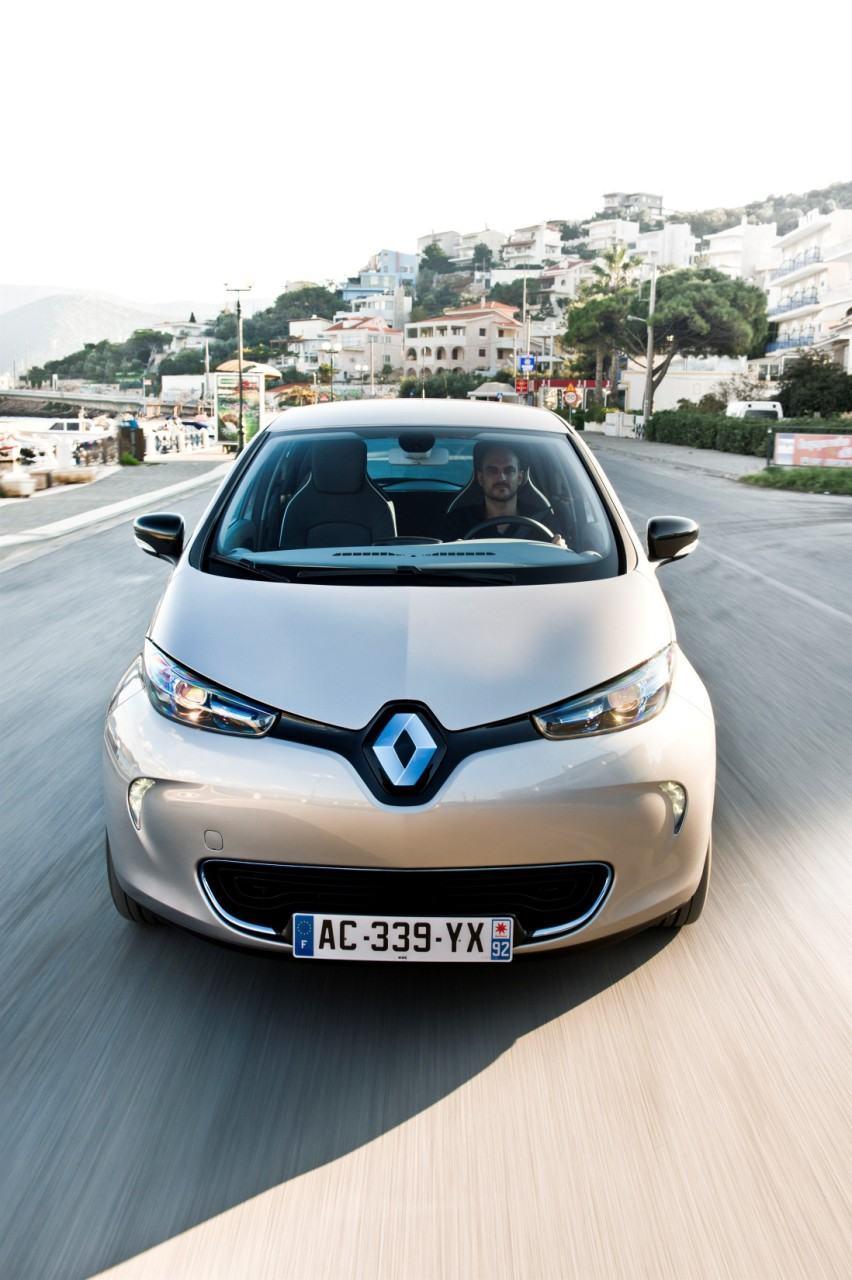 Foto de Renault ZOE (31/151)
