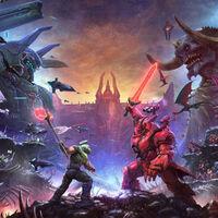 La segunda parte de The Ancient Gods, el DLC de DOOM: Eternal, muestra su salvaje acción en un tráiler gameplay