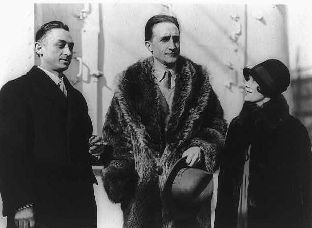 Hartl And Duchamp