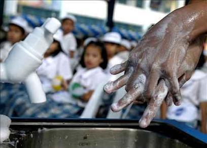 Día mundial del lavado de manos, campaña de Unicef