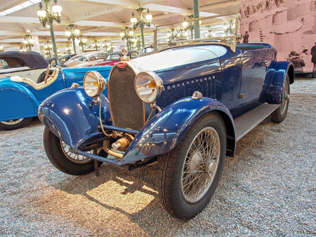 Bugatti Colección Schlumpf