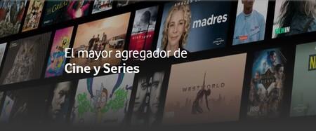 Vodafone Tv El Mayor Agregador De Cine Y Series