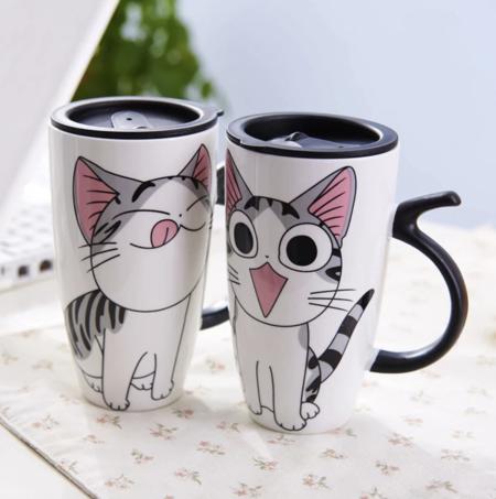 Taza Para Cafe De Ceramica Taza para café de cerámica