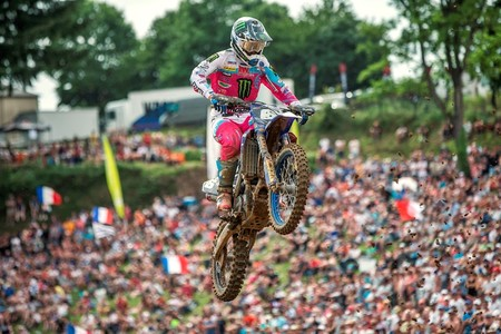 Benoit Paturel Mx2 Mxgp Francia 2017