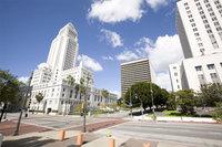 Los Angeles, una ciudad desierta