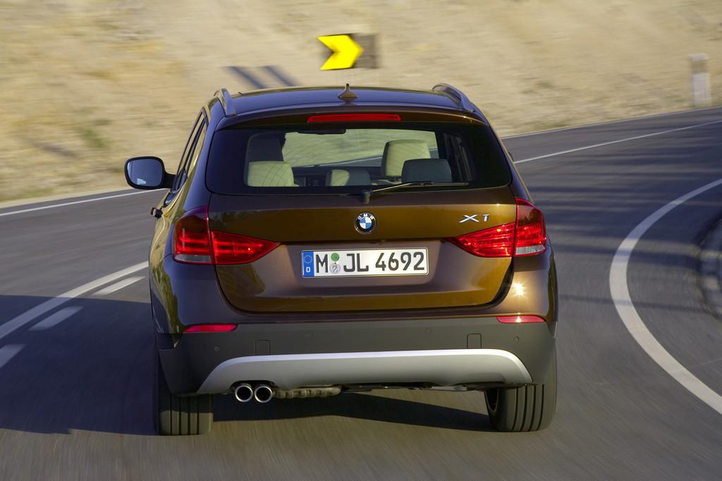 Foto de BMW X1 (76/120)