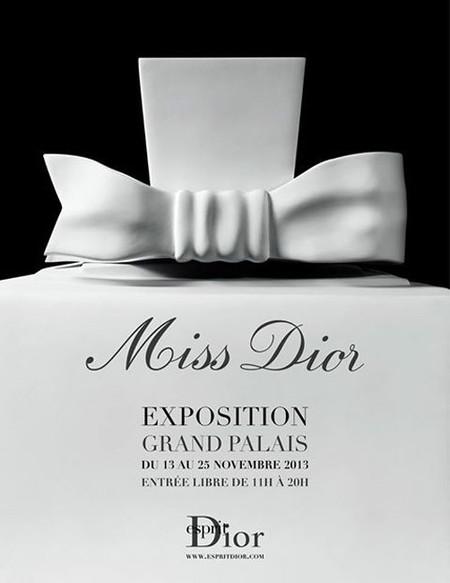 """""""Miss Dior, la exposición"""", en el Grand Palais de París"""