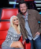 Christina Aguilera a por el pleno, ahora quiere dueto con Blake Shelton