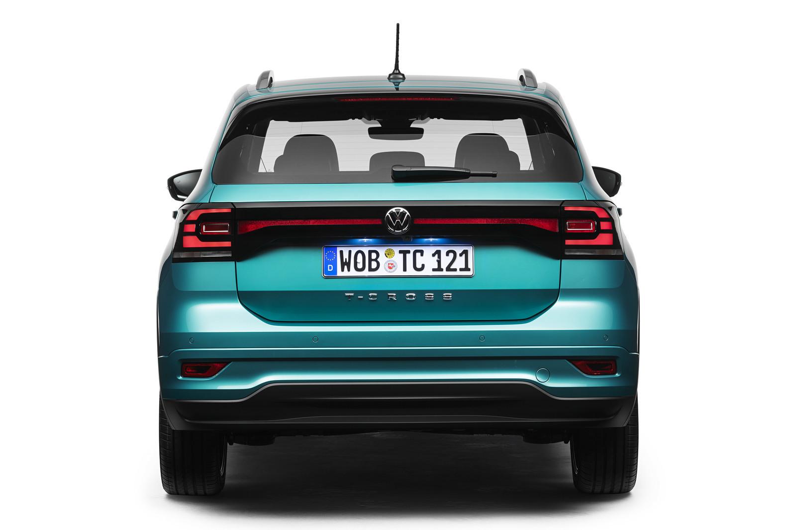 Foto de Volkswagen T-Cross 2019 (23/55)