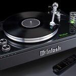 McIntosh renueva su gama de tocadiscos con un modelo con amplificador integrado