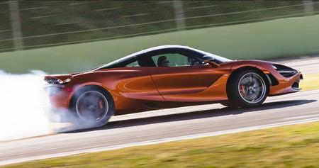 McLaren se plantea explorar el universo de la tracción a las cuatro ruedas